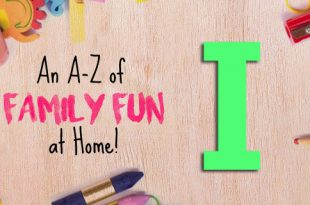 I is for Indoor Adventures #AtoZChallenge