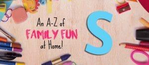 S is for Sensory Play #AtoZChallenge
