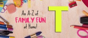 T is for TV and Theatre #AtoZChallenge