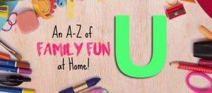 U is for Unusual Activities #AtoZChallenge
