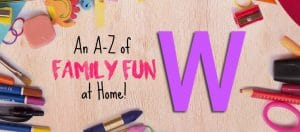 W is for Writing #AtoZChallenge