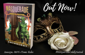 Masquerade: Oddly Suited Cover Reveal & Tour Sign-Up #masqueradeoddlysuited